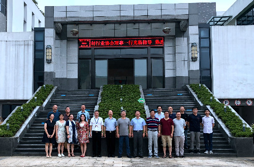 临海市建材行业协会三届十六次理事会暨第二期精英大讲堂顺利召开