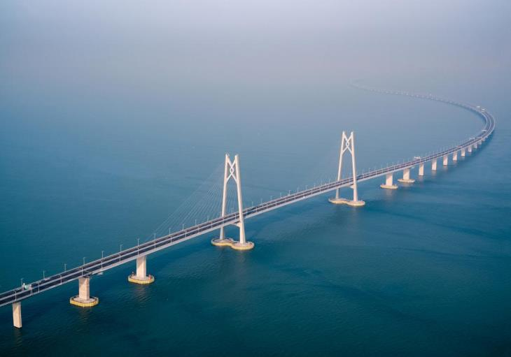 """伟星管助力""""超级工程""""港珠澳大桥建设!"""