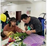 女神节前夕天津分公司举办业务线在津家属联谊会