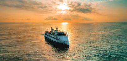 邮轮中国造丨伟星管助力中国首艘国产极地探险邮轮圆满完成试航!