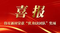 """喜报!伟星新材荣获2020年度全景投资者关系金奖 """"优秀IR团队"""""""